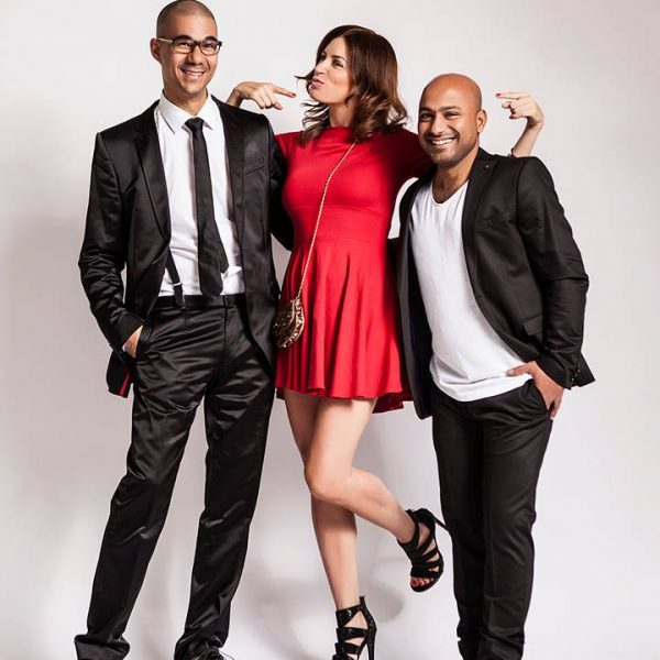 Melarima X-mas Trio 2015